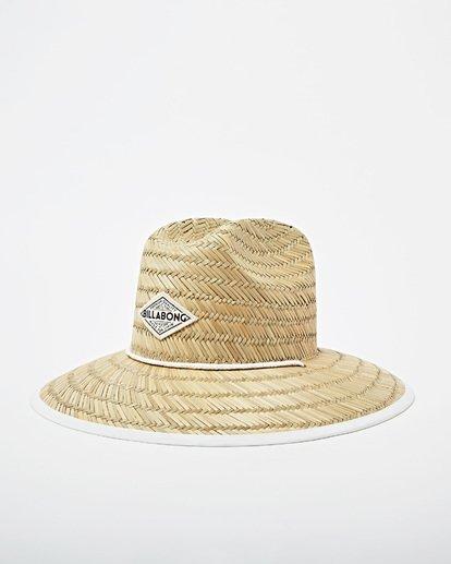 2 Tipton Straw Hat Pink JAHWNBTI Billabong