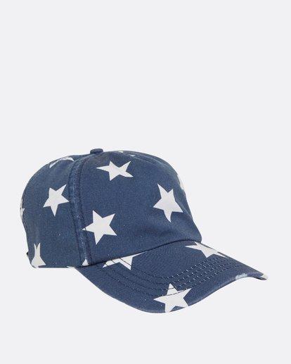 2 Beach Club Baseball Hat Blue JAHWPBBE Billabong