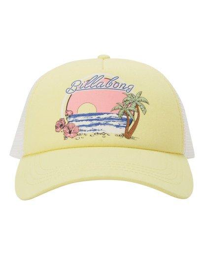 1 Aloha Forever Trucker Hat Multicolor JAHWQBAL Billabong