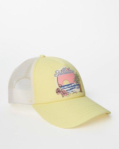 2 Aloha Forever Trucker Hat Multicolor JAHWQBAL Billabong
