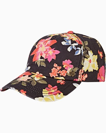 0 Beach Club Baseball Cap Black JAHWQBBE Billabong