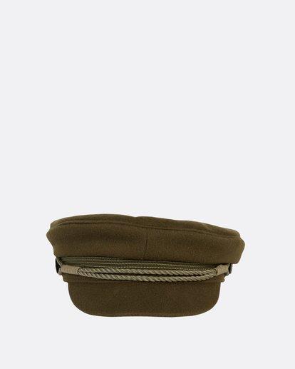 1 Jack Lieutenant Cap Green JAHWQBJA Billabong
