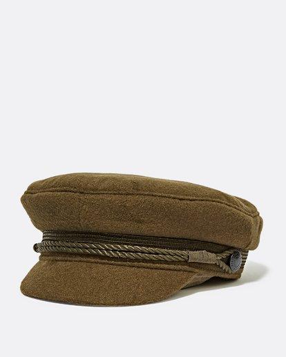 0 Jack Lieutenant Cap Green JAHWQBJA Billabong