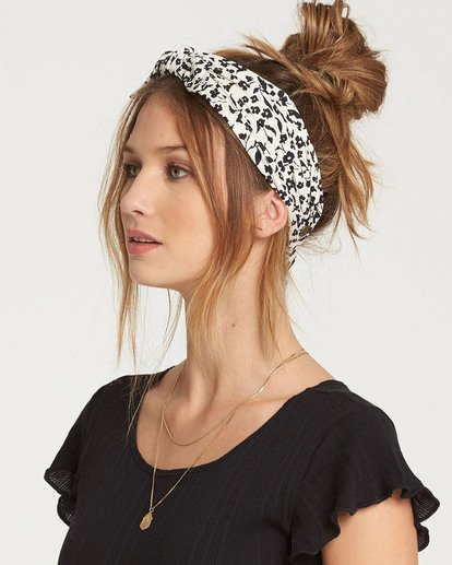 0 Knot On Headband  JAHWQBKN Billabong