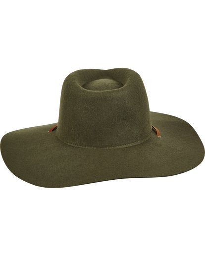 3 On The Rocks Felt Hat  JAHWQBON Billabong