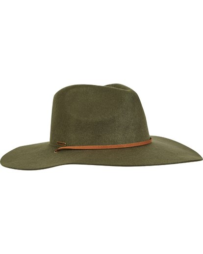 4 On The Rocks Felt Hat  JAHWQBON Billabong