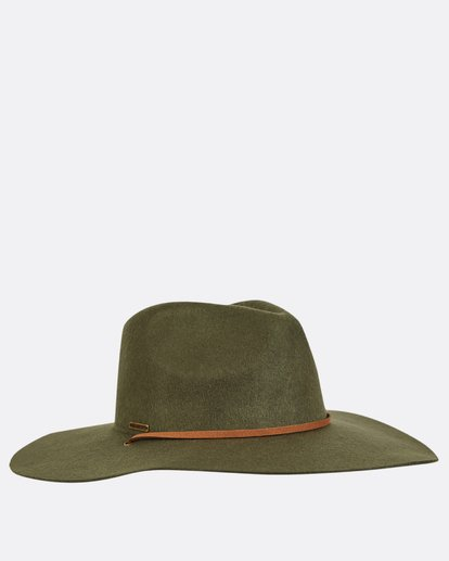 7 On The Rocks Felt Hat  JAHWQBON Billabong