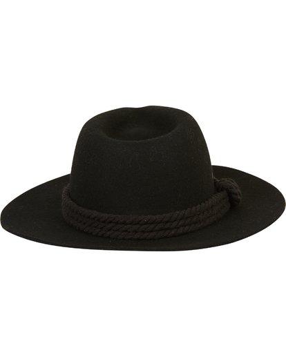 1 Roped In Felt Hat  JAHWSBRO Billabong