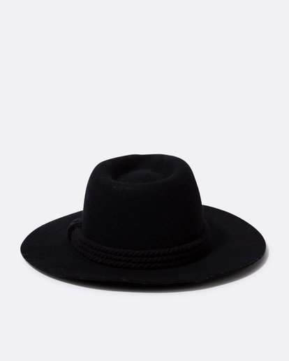 3 Roped In Felt Hat  JAHWSBRO Billabong