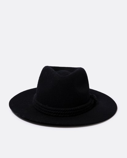 1 Roped In Felt Hat  JAHWSBRO Billabong