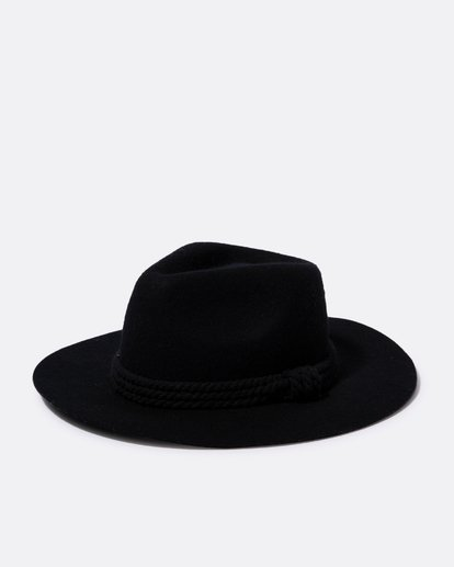 0 Roped In Felt Hat  JAHWSBRO Billabong