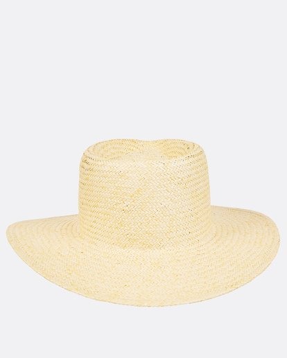 1 Be You Straw Hat Beige JAHWTBBE Billabong