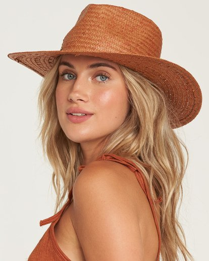 2 Be You Straw Hat  JAHWTBBE Billabong