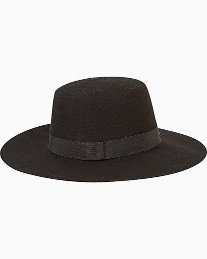 4 Aboat Time Felt Hat Black JAHWVBAB Billabong