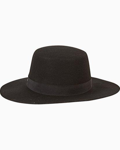 2 Aboat Time Felt Hat Black JAHWVBAB Billabong