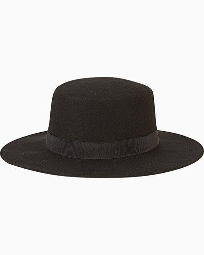 1 Aboat Time Felt Hat Black JAHWVBAB Billabong