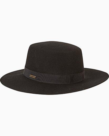 3 Aboat Time Felt Hat Black JAHWVBAB Billabong