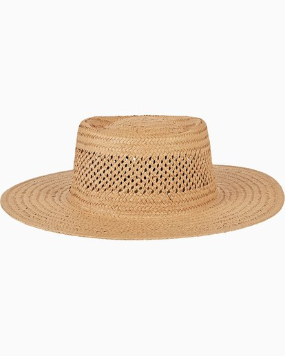 2 Wandering Daze Straw Hat Yellow JAHWVBWA Billabong