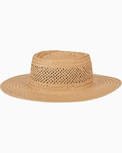 1 Wandering Daze Straw Hat Yellow JAHWVBWA Billabong
