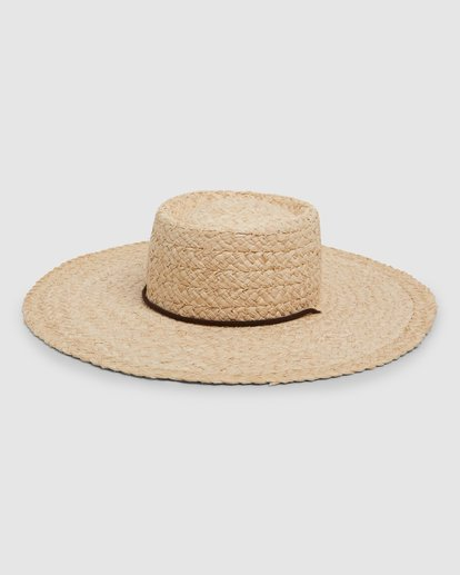 1 Paradise Straw Hat White JAHWWBPA Billabong
