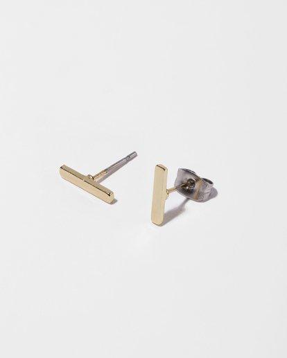 1 Thin Bar Earrings  JAJWXBTB Billabong