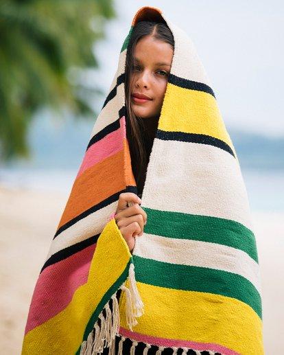 0 To Shine Beach Blanket  JAMC1BTO Billabong