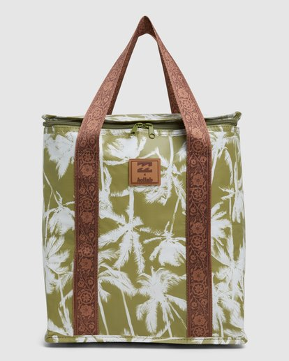 1 Kollab Pretty Palms Cooler Green JAMCWBPC Billabong