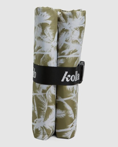 2 Kollab Pretty Palms Mat Green JAMCWBPM Billabong