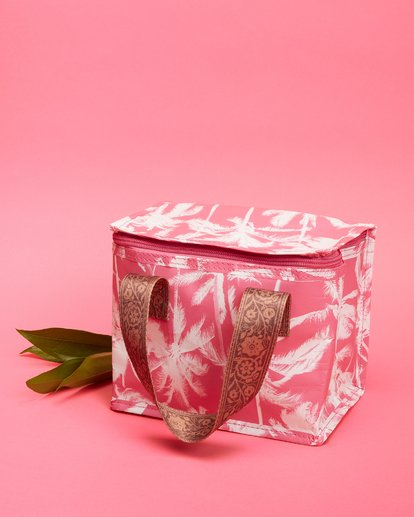 0 Kollab Pretty Palms Lunch Box Pink JAMCWBPP Billabong
