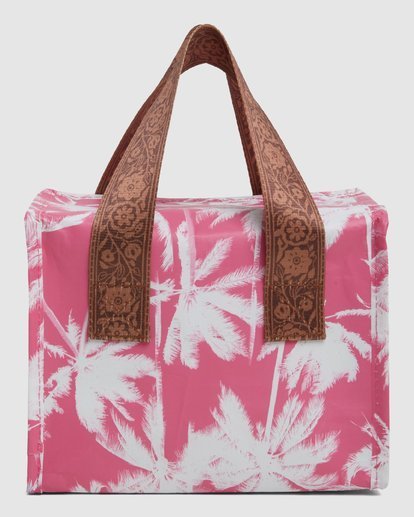 5 Kollab Pretty Palms Lunch Box Pink JAMCWBPP Billabong