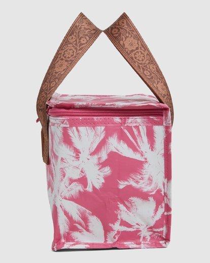 2 Kollab Pretty Palms Lunch Box Pink JAMCWBPP Billabong