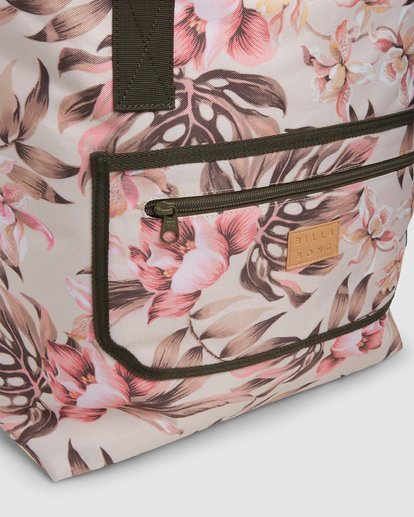 3 Paradiso Cooler Bag White JAMCWBPR Billabong