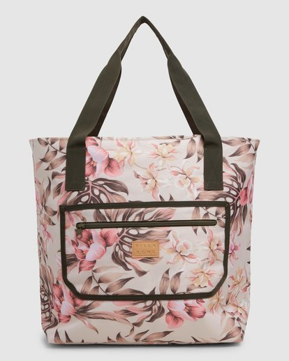0 Paradiso Cooler Bag White JAMCWBPR Billabong