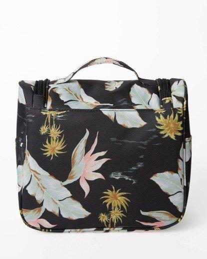 3 Travel Beauty Toiletry Bag Black JATV3BTB Billabong