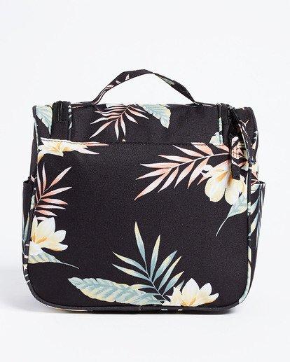 5 Travel Beauty Toiletry Bag Black JATV3BTB Billabong