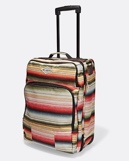 5 Keep It Rollin Carry On Roller Bag  JATVTBKE Billabong