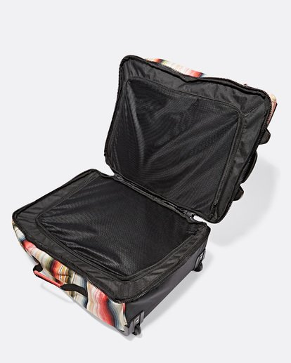 6 Keep It Rollin Carry On Roller Bag  JATVTBKE Billabong