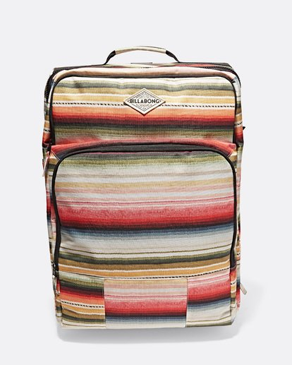 0 Keep It Rollin Carry On Roller Bag  JATVTBKE Billabong