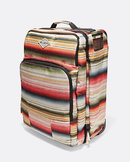 1 Keep It Rollin Carry On Roller Bag  JATVTBKE Billabong