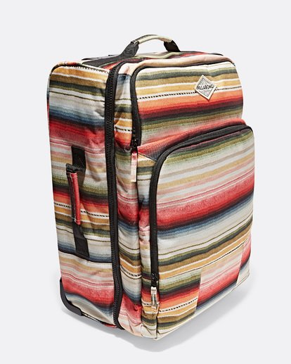 2 Keep It Rollin Carry On Roller Bag  JATVTBKE Billabong