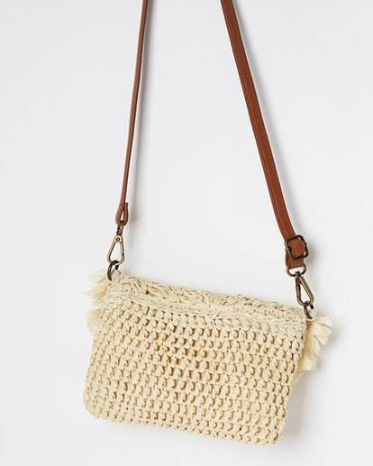1 Off Duty Straw Hip Bag Beige JATVVBOF Billabong