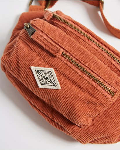 1 On My Bum Bag Red JATVWBON Billabong