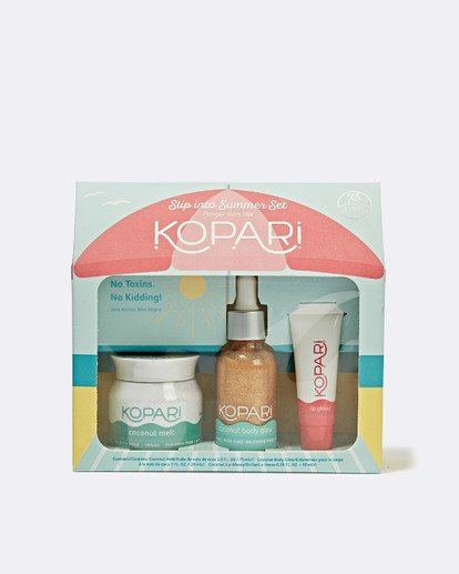 1 Kopari Travel Kit  JATVXBTR Billabong