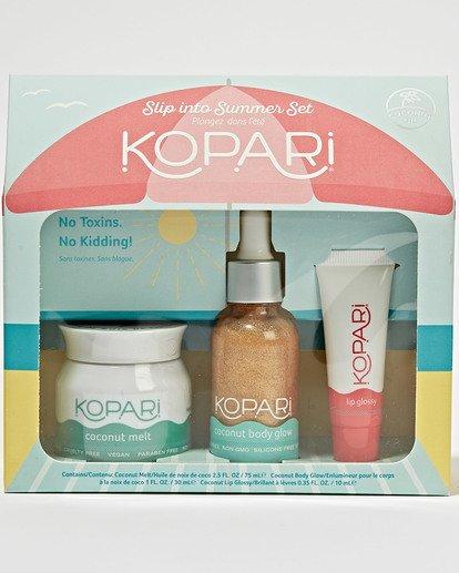 2 Kopari Travel Kit  JATVXBTR Billabong