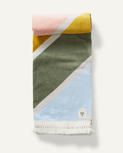 1 In Ur Dreams Towel Red JATWSBIN Billabong