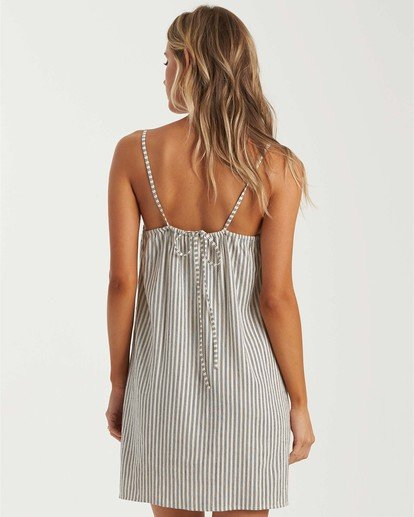 2 Day Dreamer Mini Dress White JD013BDA Billabong