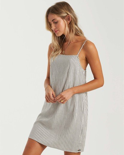 3 Day Dreamer Mini Dress White JD013BDA Billabong