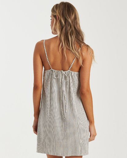 6 Day Dreamer Mini Dress White JD013BDA Billabong