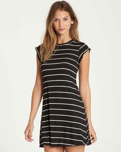1 Right Move Mini Dress Black JD01QBRI Billabong