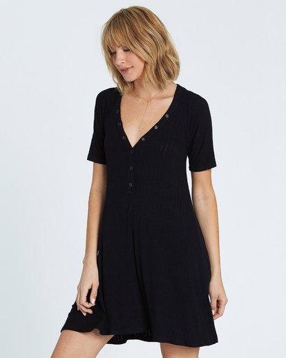 1 Hide Away Knit Dress  JD01SBHI Billabong